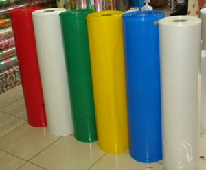 Mangas de Plástico